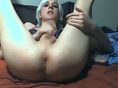 Cute Amateur Tranny