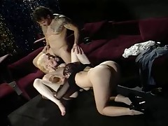 Tranny Legend 3some
